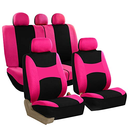 pink and black truck accessories - 6
