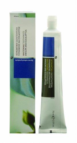 Korres ANISUM AND EUCALYPTUS Homöopathie Zahnpasta, 1er Pack (1 x 75 ml)