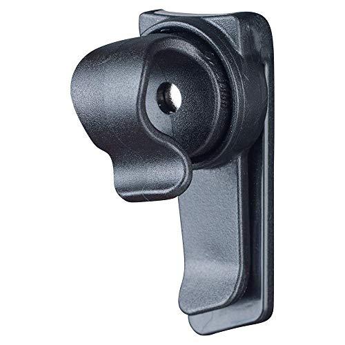 evoc Unisex Magnetic Tube Clip Trinkschlauchbefestigung, black, Einheitsgröße EU