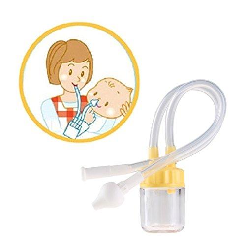 ECYC New Born bébé Safety Aspirateur nasal pour aspirateur de silicone Nettoyant pour nez