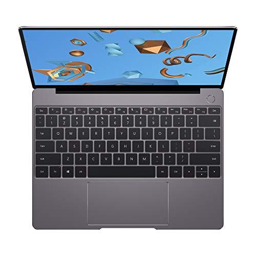 Huawei Matebook Notebook FullView 13 Zoll 256 GB grau - 5