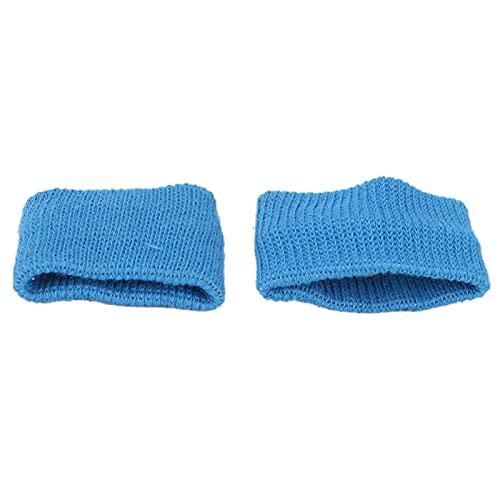 Pulsera anti-movimiento, usada repetidamente Tecnología de acupresión natural, segura y sencilla Práctica pulsera para el alivio de las náuseas para viajar(sky blue)