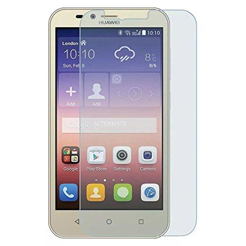 Generica - Protector de pantalla de Cristal Templado para Huawei Y625