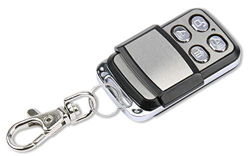 OLYMPIA 6101 Komfort Fernbedienung Mini für alle Alarmanlagen Protect/ProHome-Serie
