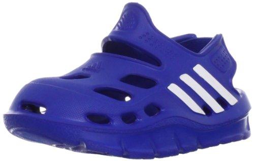 adidas Performance VariSol I Q22610, Unisex-Baby Lauflernschuhe, Blau (Satellite / Running White Ftw / Running White Ftw), EU 27
