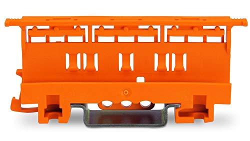 Wago 221-510 Befestigungsadapter für Serie 221 - 6 mm², 10 Stück