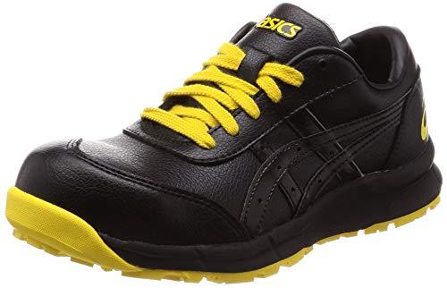 [アシックス] ワーキング 安全靴/作業靴 ウィンジョブ CP30E JSAA A種先芯 耐滑ソール 静電気帯電防止 αGEL搭載 ブラック/ブラック 25.0