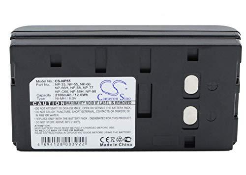 Price comparison product image VINTRONS Replacement Battery for BLAUPUNKT CC695,  CC824,  CC825