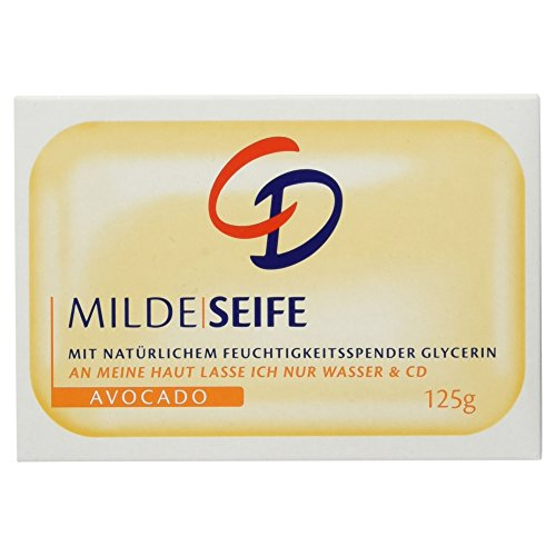 CD Milde Seife Avocado, 125 g