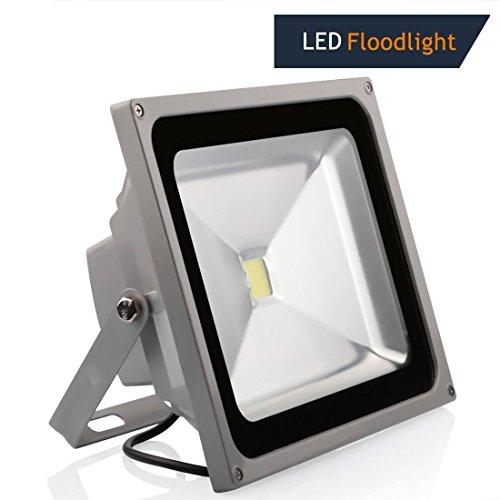 TechBox® LED-Scheinwerfer, 10W, 20W, 30W, 50W, 100W, Kaltweiß, 6200°K, 30w, 30 Watt 30.00watts 230.00volts