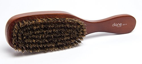 Diane 100% Boar Wave Brush, 9 Inch (Pack of 1)
