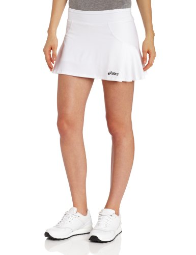 Asics Women's Love Skort, Small, White
