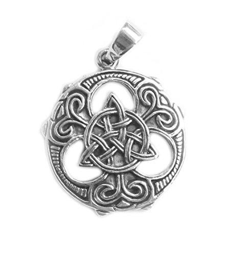 Antonio Banderas Spirit of Avalon Plata de Colgante – Celt