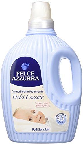 Felce Azzurra Ammorbidente Dolci coccole per Pelli Sensibili, 3 L