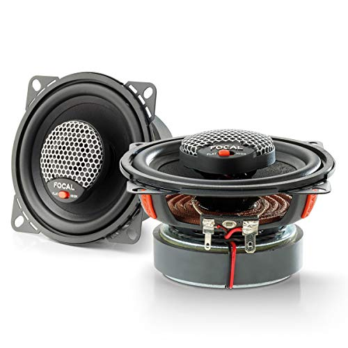 Focal ICU 100 Universal Integration 4' 2-Way Coaxial Speakers
