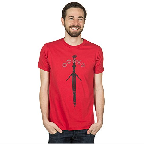 The Witcher 3 Silver Sword Premium Tee - Size S [import anglais]