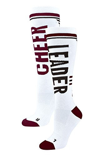 Mismatched Chassé Knee-High Cheer Mix Athletic Sock - Mar Youth