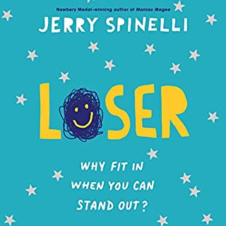 Loser                   By:                                                                                                                                 Jerry Spinelli                               Narrated by:                                                                                                                                 Steve Buscemi                      Length: 3 hrs and 52 mins     210 ratings     Overall 4.2