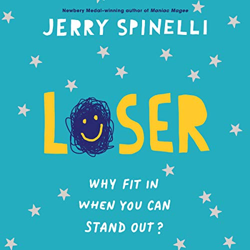 Loser audiobook cover art