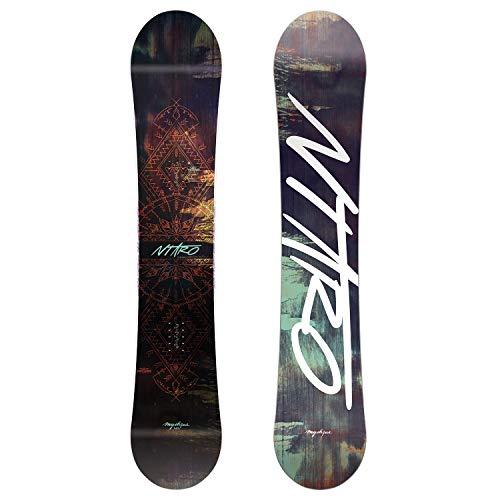 Nitro Snowboards 142 2019 Mystique