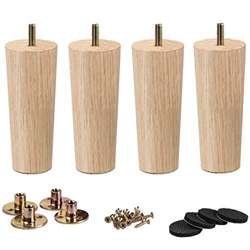 4 inch Wooden Furniture Legs