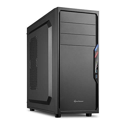 Sedatech PC Gaming Casual AMD A10-8750 4X 3.6Ghz, Radeon R7 Series, 8Gb RAM DDR3, 480Gb SSD, 2Tb HDD. Ordenador de sobremesa, Win 10