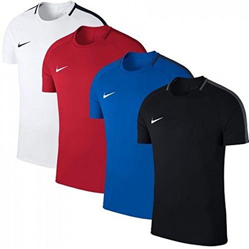 Nike Academy Training Top, Maglietta Uomo, Nero/Antracite/Bianco, S