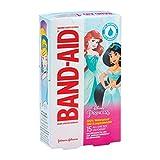 Band-Aid® Disney Princess Waterproof Bandages - First Aid Kit Supplies - 15 per Pack