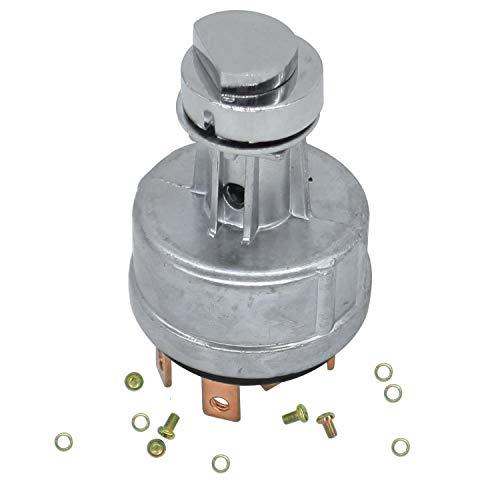 Disen parts 1700100072 1700100023 1700100052 Ignition Starter Switch with 2 H806 Keys Fits for Takeuchi Excavator TB145 TB175 TB228 TB235 TB250 TL130 TL150 TB125 TB135