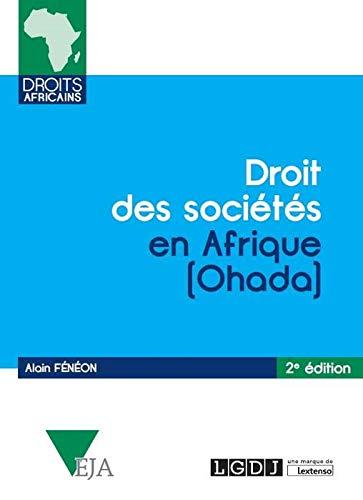 Droit des sociétés en Afrique - OHADA