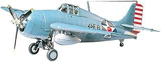 タミヤ 1/48 傑作機シリーズ No.34 アメリカ海軍 グラマン F4F-4 ワイルドキャット プラモデル 61034