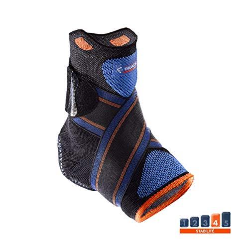 Thuasne Sport - Cavigliera con strapping Novelastic, taglia XL