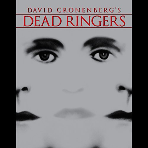 Dead Ringers audiobook cover art