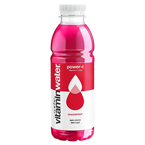 Glacéau Vitamin Water Power-C Dragonfruit, 500 ml, Pack of 12