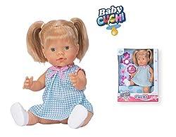 Ofertas Tienda de maquillaje: Muñeca para peinar y maquillar de 40cm. Coleteros para el cabello. Con maquillaje y espejo incluidos. Cabello rubio hermoso. Apropiado para niñas de más de 3 años.