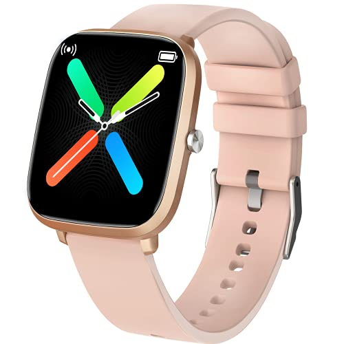 Smart Watch, HuaWise Smart Watch for Android Phones and iOS, HD Touch...