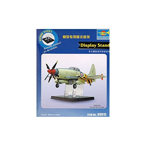 model airplane stand - 5