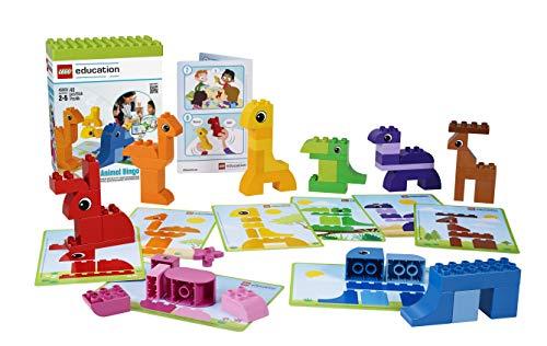 LEGO Education 45009 Tierisches Bingo