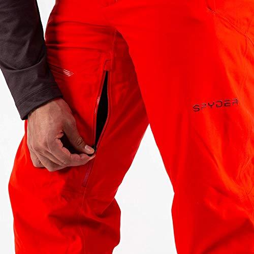 Spyder Dare GTX Skihose für Herren, rot(Volcano), XL