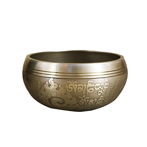 Big Save! DZX Tibetan Singing Bowl Yoga Healing Therapy Handmade