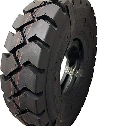 6.50-10 12 PLY (1 TIRE + TUBE + FLAP) 6.50x16 ROAD CREW FORKLIFT TIRES