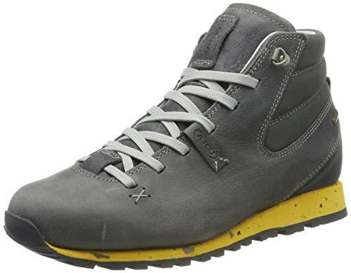AKU Damen Bellamont G MID FG G Trekking- & Wanderstiefel, Grau (Grey/Yellow 035), 40 EU