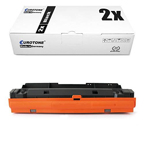 2X Eurotone Toner für Samsung Xpress M 2625 2675 2820 2825 2830 2835 2870 2875 2885 FW DW D ND F FN FD Premium Line ersetzt MLT-D116L