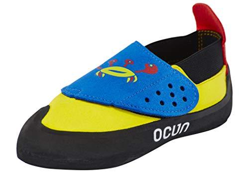 Ocun Hero QC Kletterschuhe Kinder Schuhgröße EU 34 2020 Boulderschuhe