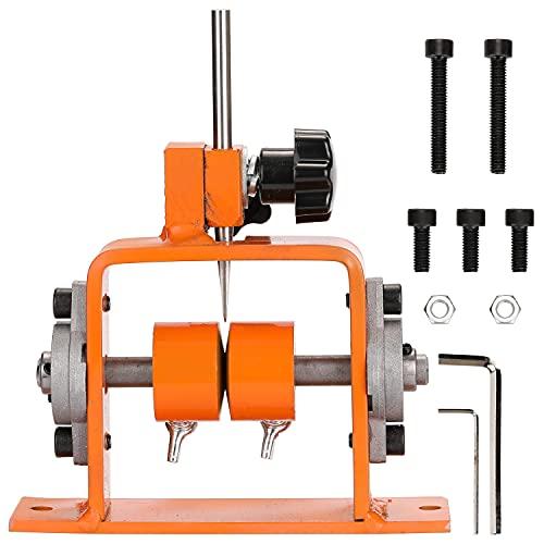 KKmoon Manuelle Kabelschälmaschine, Abisoliermaschine Schrottkabel-Abziehmaschinen manueller Haushaltsschrott Kupferdraht und Kabelabstreifer