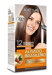 Kativa Alisado Brasileño Con Keratina