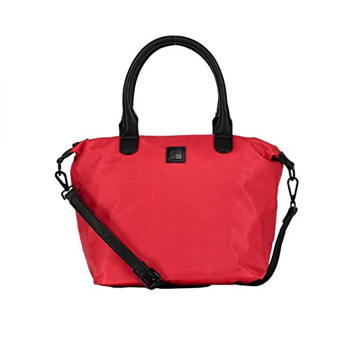 WOOLRICH Borsa tote W'S Ann Small Tote Bag Donna Rosso ONE