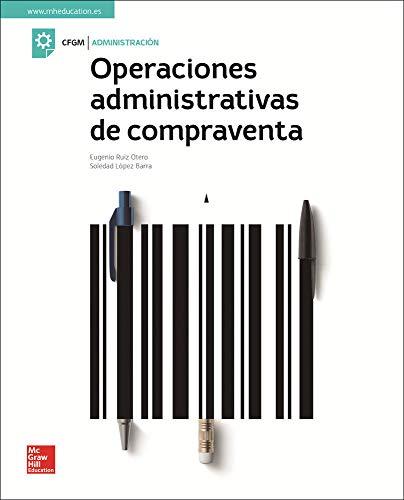 LA - Operaciones administrativas de compraventa. GM. Libro alumno