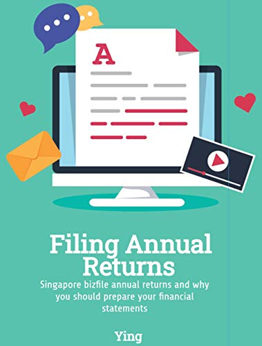Filing Annual Returns: Singapore bizfile annual returns and why you should prepare your financial statements (English Edition)