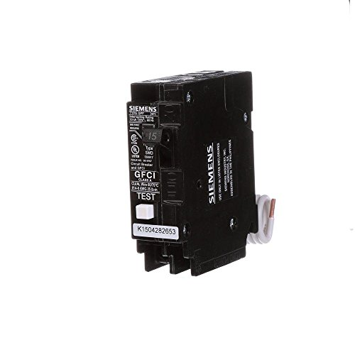 Siemens QF115P Ground Fault Circuit Interrupter Type QPF